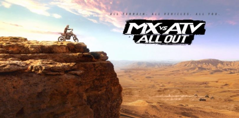 Video: MX vs ATV All Out could fill that Motorstorm hole in your life