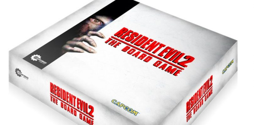 Resident Evil 2: The Board Game meets its Kickstarter goal in record time
