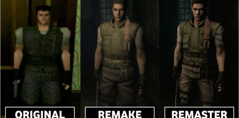 Opinion: There's a big difference between a remake and a remaster, and it's time we clear that up