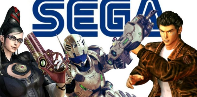 Rumour: Vanquish, Bayonetta, Shenmue 1 and 2 might be heading to PS4 and Xbox One
