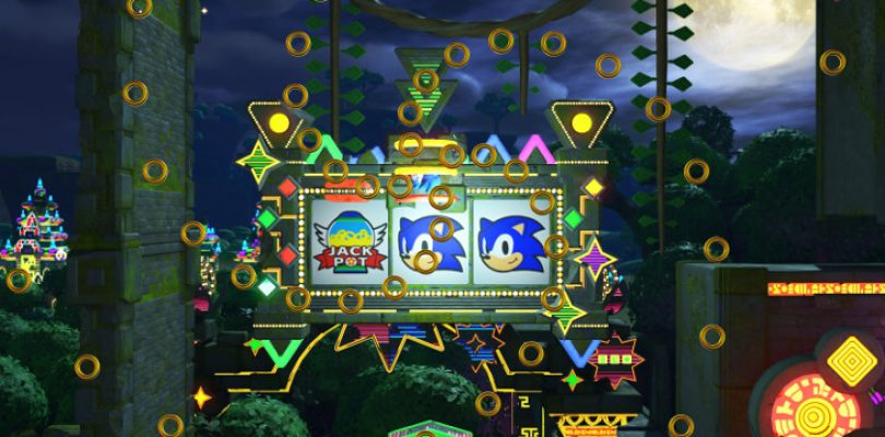 See what happens when you run a casino in a forest in this Sonic Forces gameplay