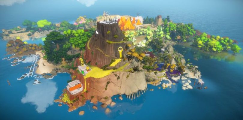 Now you can try to solve all the puzzles in The Witness on your iPhone