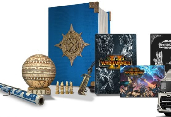Thieves rob a van carrying collectors editions of Total War: Warhammer 2