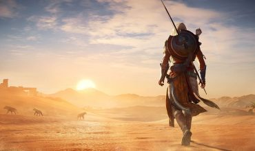Video: Assassin's Creed Origins looks very pretty in slow motion