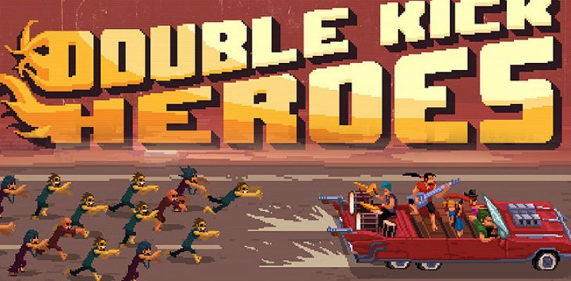 Get your headbang on with Double Kick Heroes