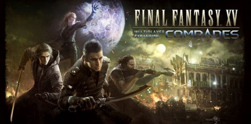 Final Fantasy XV's Comrades DLC gets a short delay