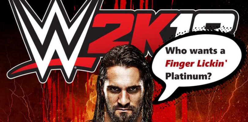 WWE 2K18 features sponsored achievements