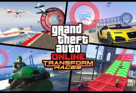 Video: GTA Online gets a new racing mode with a twist
