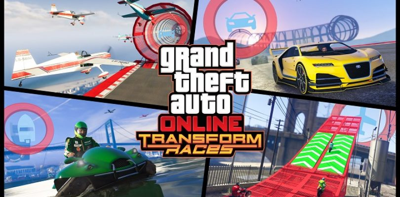GTA Online: Transform Races creator goes live