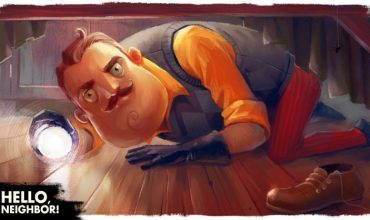 Be careful of your neighbour in Hello Neighbor