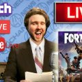 Livestream: We are trying out Fortnite (uh we mean PUBG)
