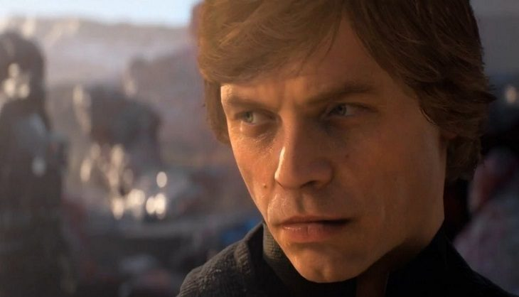 Video: We get our first look at the single player in Star Wars Battlefront II