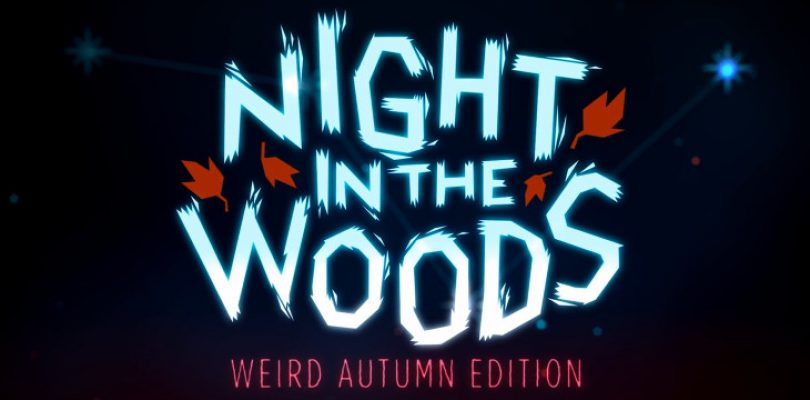 """Night in the Woods is getting stranger with """"Weird Autumn Edition"""" in December"""