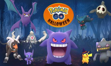 Halloween's officially hitting Pokémon GO