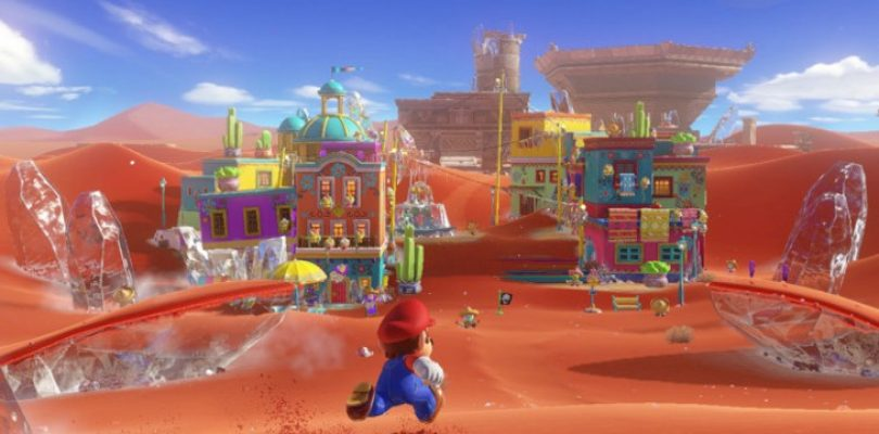 Super Mario Odyssey's speedrunning community is already starting