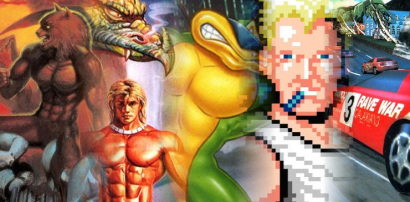 Five arcade classics that need the current gen treatment