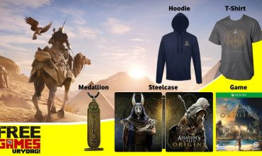 Free Games Vrydag – Assassin's Creed Origins Bundle (XBO)