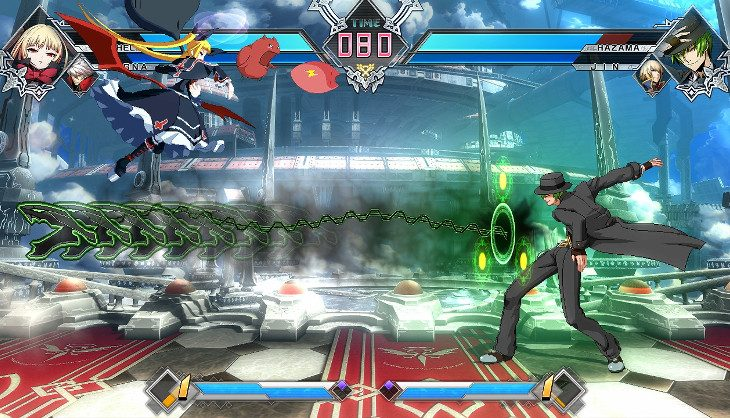 BlazBlue Cross Tag Battle introduces more characters and platform announcements