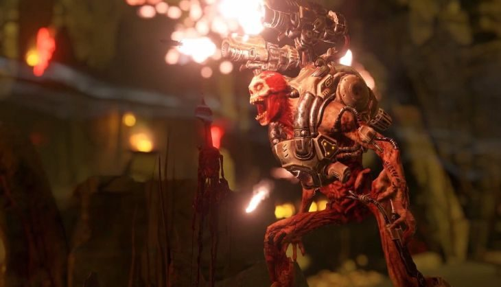 DOOM (and more) comes to Switch this November