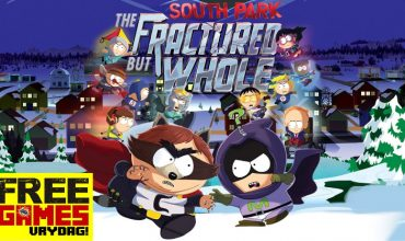 Free Games Vrydag – South Park: The Fractured But Whole (PS4)