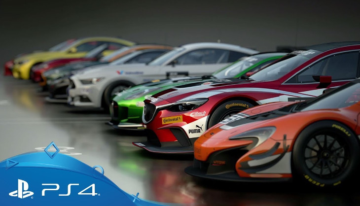 Number Of Cars In Gran Turismo Sport To Total SA Gamer - Sports cars gt