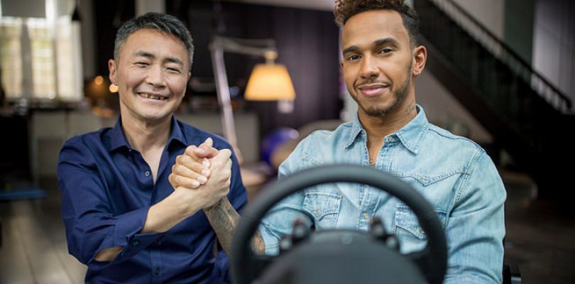 F1 Star Lewis Hamilton to be your guide and mentor in GT Sport