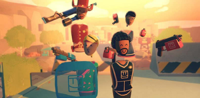 Rec Room is getting social on PSVR with Cross-play