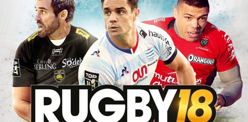 Review: Rugby 18 (PS4 Pro)