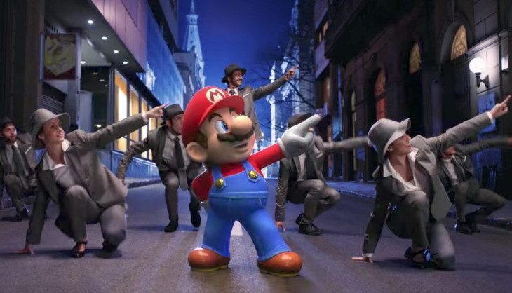 This live-action Super Mario Odyssey musical trailer hits all the right notes