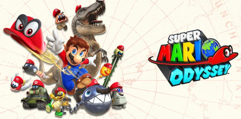 Review: Super Mario Odyssey (Switch)