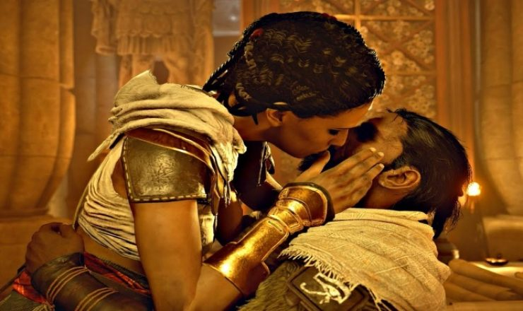 How Assassin S Creed Origins Gets Human Touch Right Sa Gamer