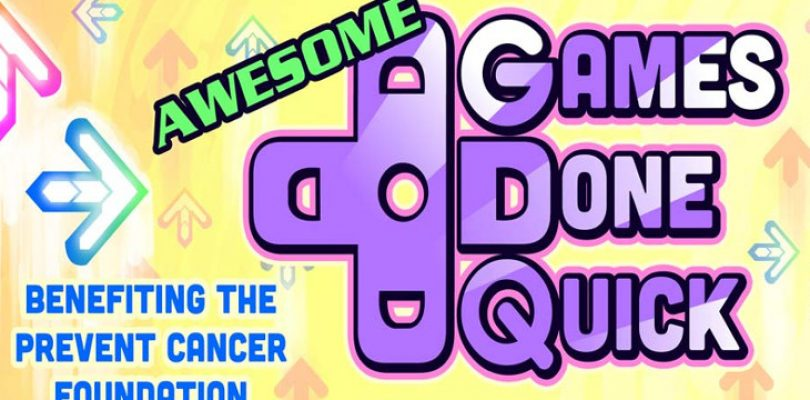 AGDQ 2018 will keep you busy in January