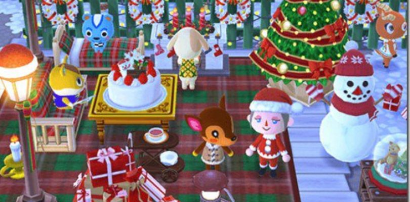 Christmas has come early in Animal Crossing: Pocket Camp