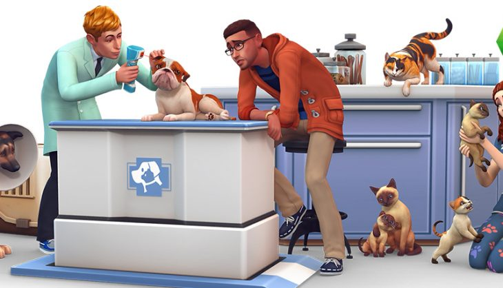 Review: The Sims 4 Cats & Dogs Expansion