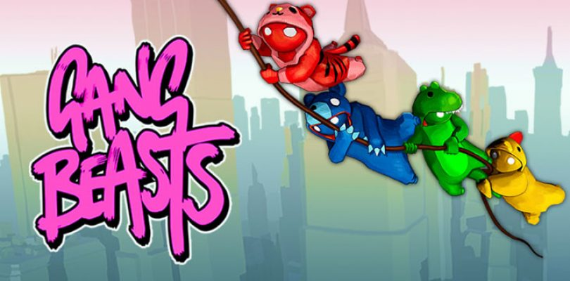 Lay down some smack with Gang Beasts coming to PS4