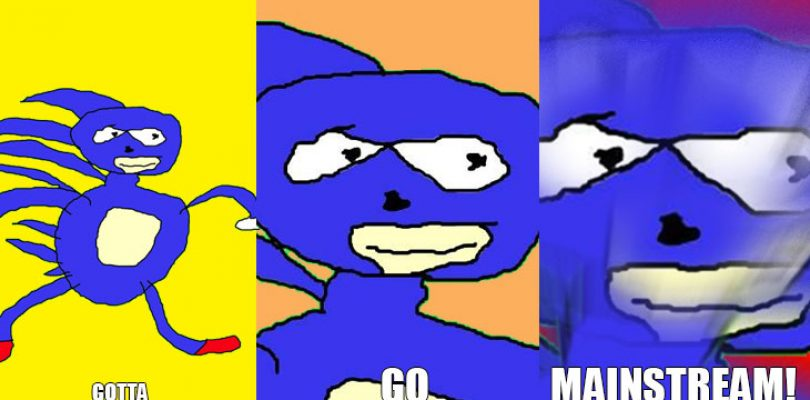 Sonic Forces releases Sanic meme-based DLC