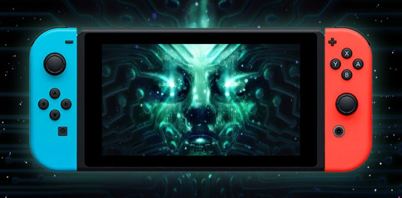 Apparently System Shock for the Switch is still a thing