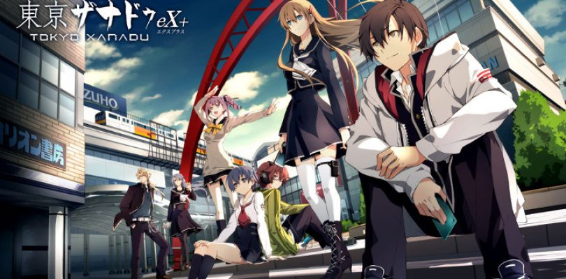 Tokyo Xanadu eX+'s Steam version will launch alongside the console port