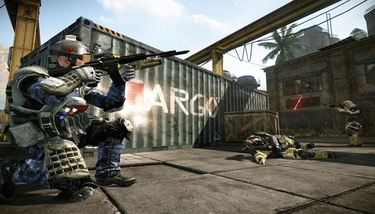 Video: Warface's new Battle Royale mode is live
