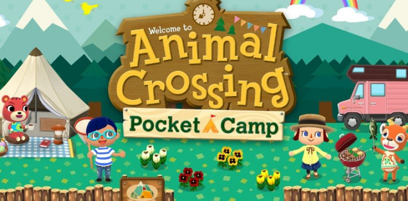 15 million devices have gone on a getaway in Animal Crossing: Pocket Camp