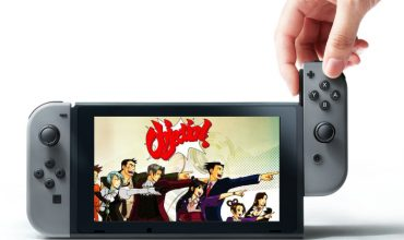 The Ace Attorney series will lay down the law on Switch in 2018