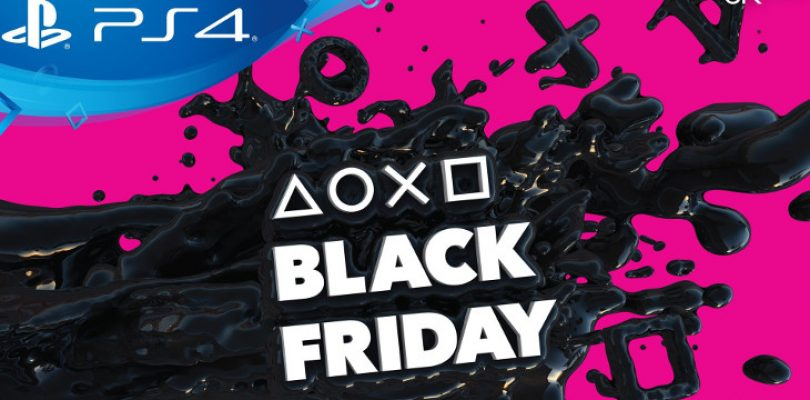 Get ready for big Black Friday PS4 savings
