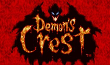 Blast from the Past: Demon's Crest (SNES)