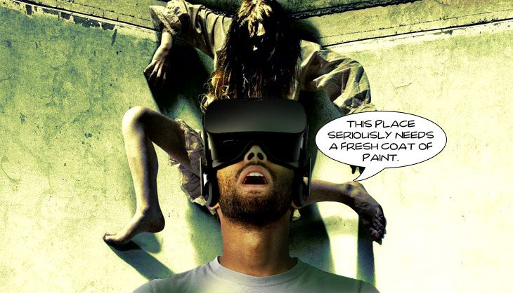 Step into Hell with The Exorcist: Legion VR