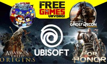 Free Games Vrydag winner is getting their Ubisoft on