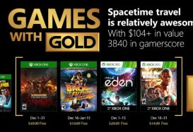 Go Back to the Future on a trippy adventure with Games with Gold in December