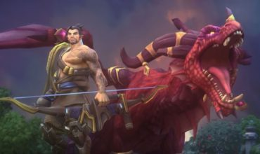 Blizzcon 2017: Heroes of the Storm is getting Hanzo and Alexstrasza