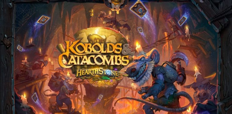 Blizzcon 2017: Hearthstone – Kobolds and Catacombs expansion announced