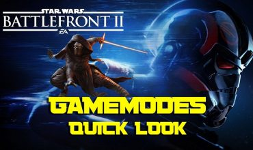 Video: Let's look at the game modes in Battlefront II
