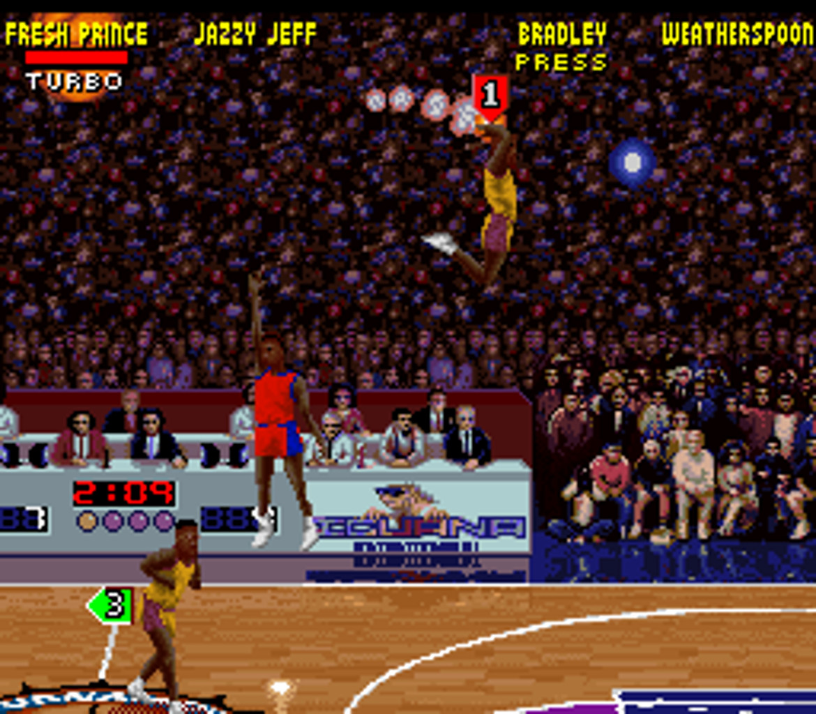 how to break the backboard in nba jam